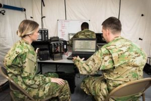 military logistics and supply chain management